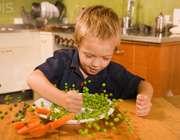تاثير رنگ در اشتهای كودكان بدغذا
