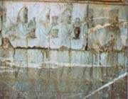 les mèdes. bas-relief de persépolis, ~v s.