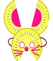 ماسک خرگوش (کاردستی)