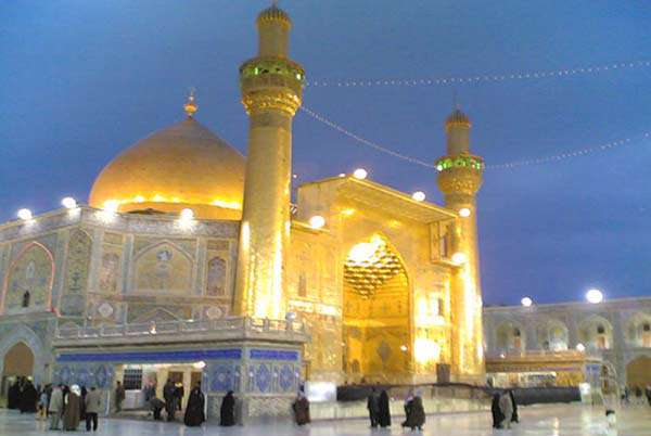 Maula Ali Shrine Wallpaper: Shrine Of Imam Ali (Photo Gallery