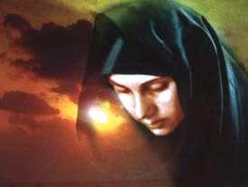 حجاب در اديان الهي