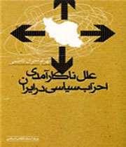 علل ناكارآمدي احزاب سياسي در ايران