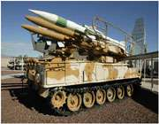 موشک سام 6