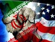 ايران و الولايات المتحدة الامريکية