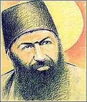 حکیم میرزا جهانگیر خان قشقایی