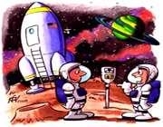 فضاییها