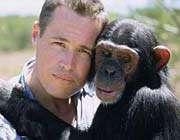 الإنسان و  الشمبانزي