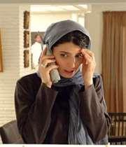 لیلا حاتمی در نمایی از بی پولی