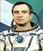 الری پولیاكوف، ركورددار حضور در فضا