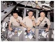 فضانوردان در ایستگاه فضایی بینالمللی