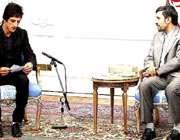 دیدار سوریان با رئیس جمهور