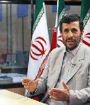 monsieur le président ahmadinejad