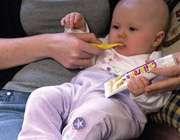 دندان کودک را تمیز کنید