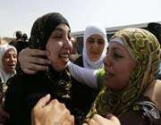 palestinian female captives who were released