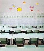 بهترین شکل چیدمان میز و صندلی در کلاس