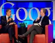 اوباما و گوگل؛ يک داستان عشقي
