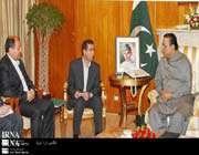 الرئيس الباکستاني: زمرة جند الله الارهابية عدوة لايران و باکستان