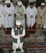عادت مجوسیان در نماز اهل سنت