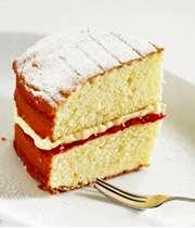 کیک اسفنجی ویكتوریا
