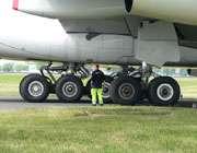 چرخ هواپیما