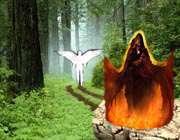 شیطان در بهشت حضرت آدم (ع)