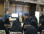 برگزاری جلسات معرفی سایت تبیان برای بازدید کنندگان نمایشگاه جلوه حجاب
