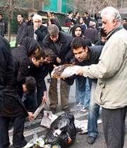 اعتراف:عدم امکان تغییر رژیم ایران