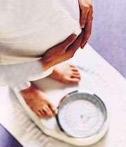 کنترل وزن در دوران بارداری