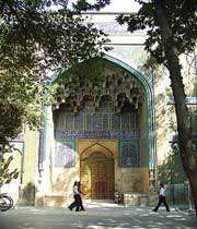 مسجد چهاباغ