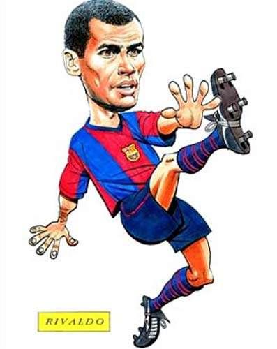 Resultado de imagen para rivaldo barcelona