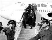 بازگشت امام خمینی به وطن