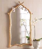 جای مناسب برای آینه