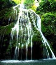 آبشار کبودبال