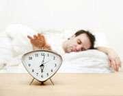 خواب به موقع