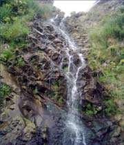 چشمه ها و آبشارهاي اردبيل