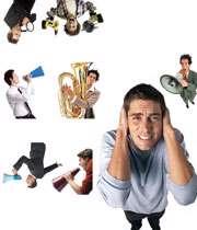 تاثیرات آلودگی صوتی بر سلامت انسان و چگونگی جلوگیری از آن