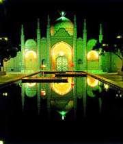 شاهزاده شهر قزوین