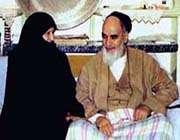 ناگفته های همسر امام خمینی