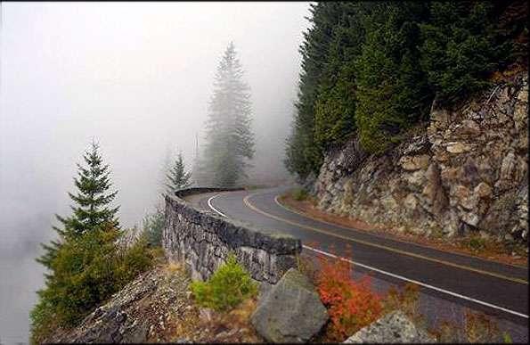 جاده چالوس به روایت تصویر