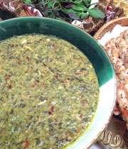آش سبزی (شیراز)