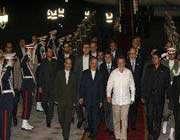 le président brésilien arrivé à téhéran
