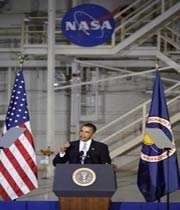 ناسا به روايت اوباما