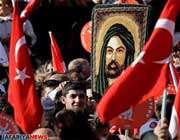9 ماه کارگاه جامعه علویان ترکیه