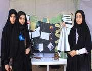 دستاوردهای دانش آموزان دبیرستان روشنگر در پنجمین جشنواره دانش آموزی سایت تبیان