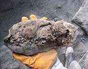 گزارش تصویری درباره کفش 5500 ساله