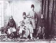 روابط خانوادگی درادبیات عامیانه ی ایران