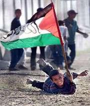 خاكريزهاي مقاومت در ايران و فلسطين