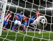 italy 1 - 1 paraguay