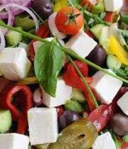 سالاد میوه و سبزی