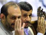 احمدی نژاد و سعیدلو